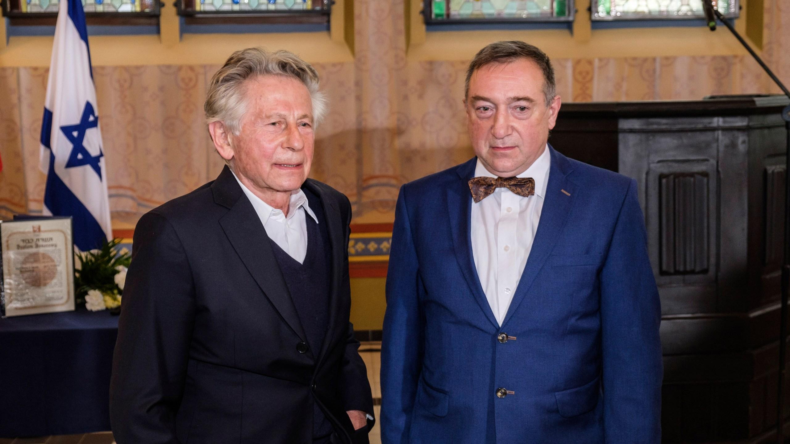 Roman Polanski, Stanislaw Buchala