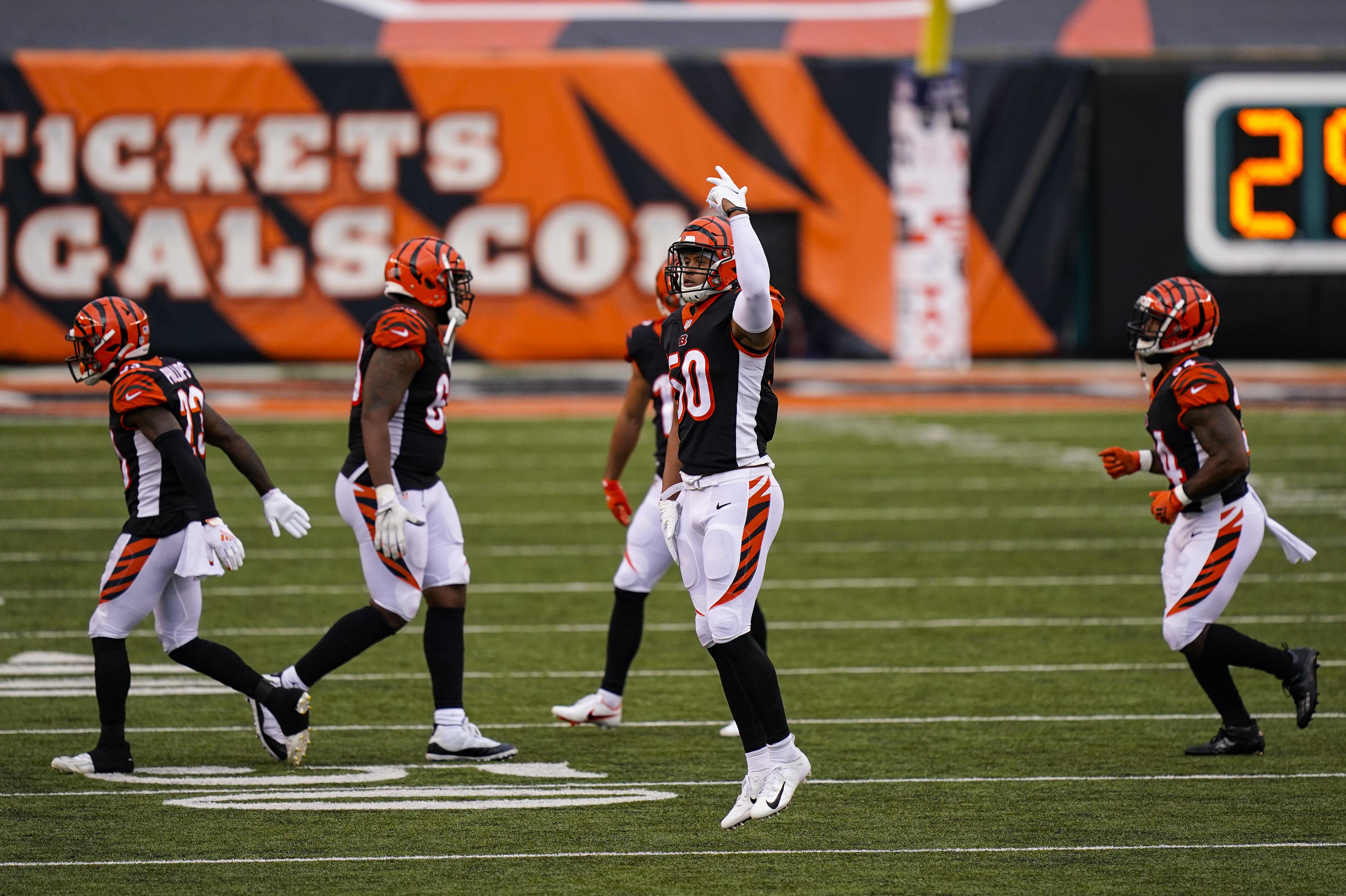 Mixon's 3 TDs pace Bengals in 33-25 win over Jaguars | KRQE News 13