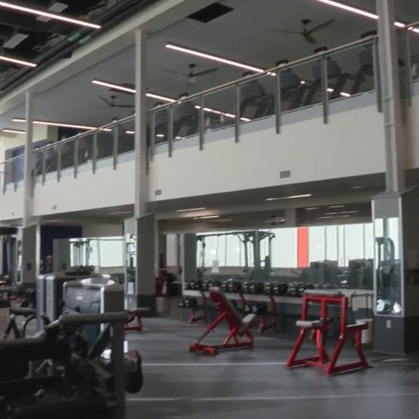 UNM Johnson Gym