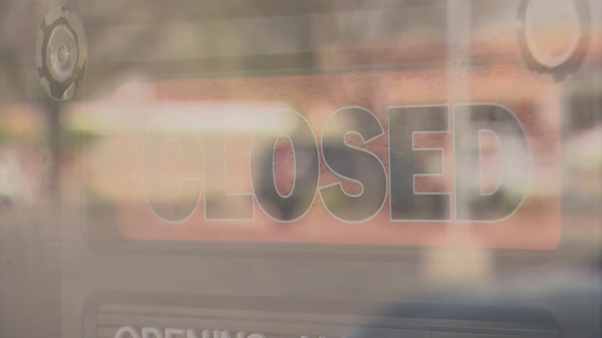 Generic Closed Sign