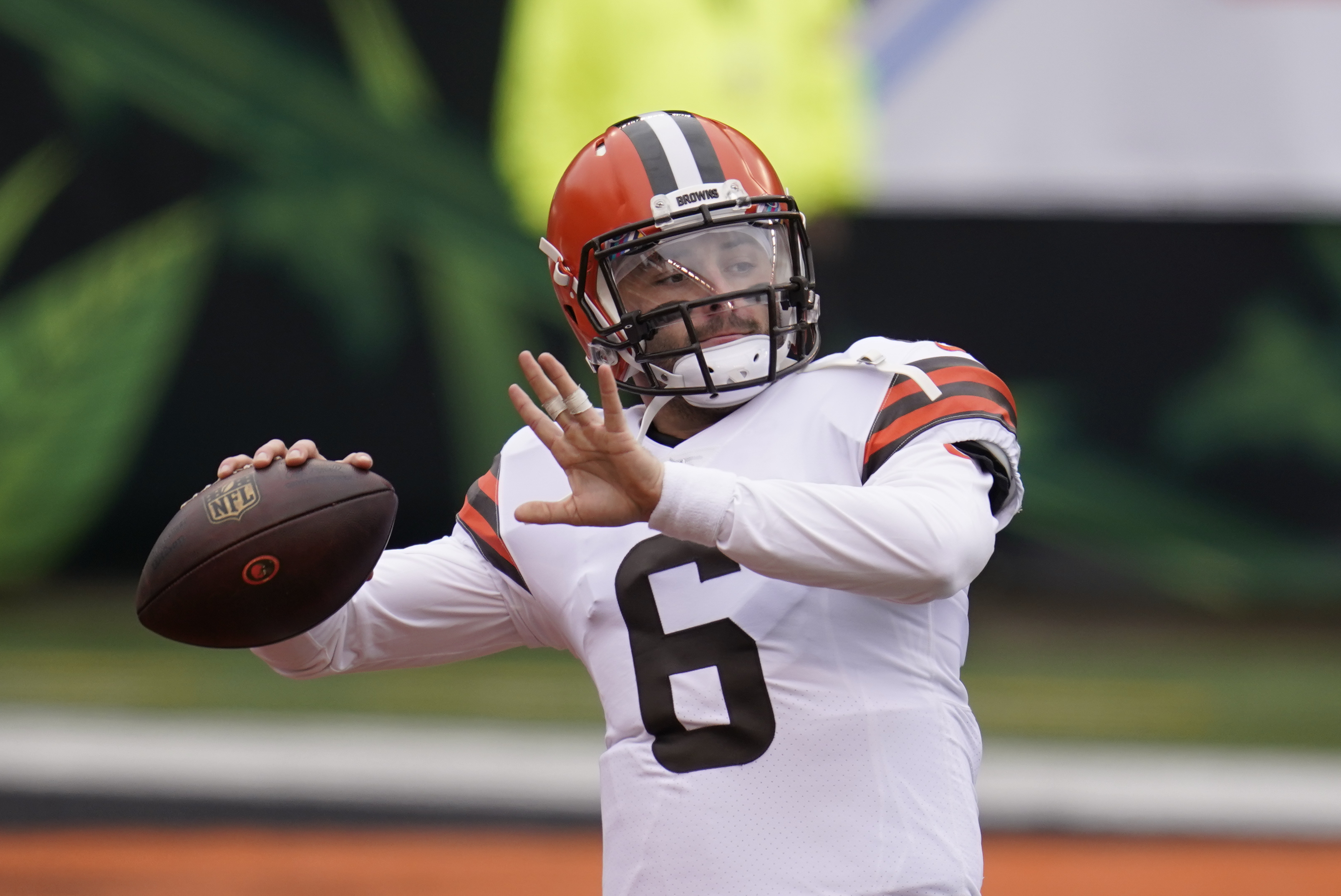Browns place QB Baker Mayfield on COVID 21 list during bye ...