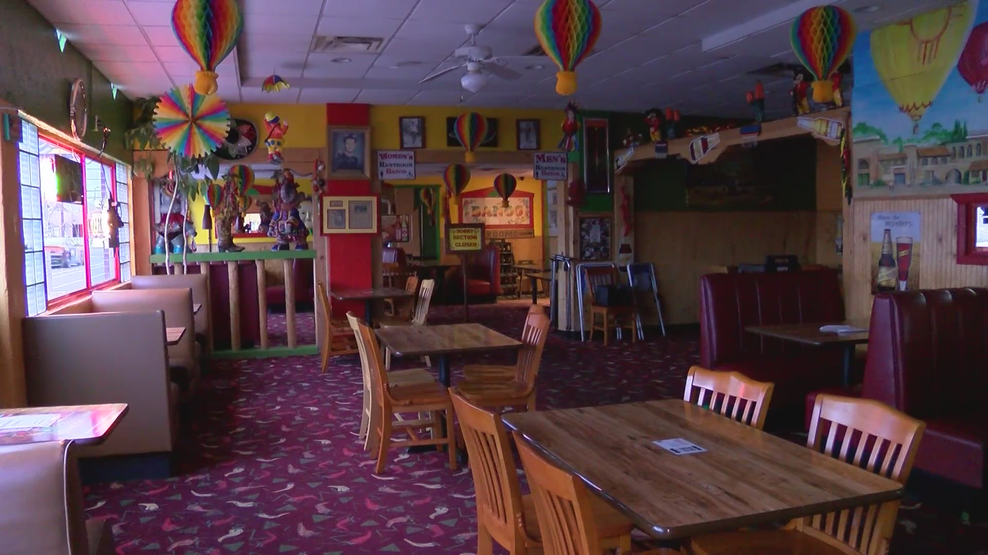 New Mexico Restaurants Worried About Reopening Plans For Winter Krqe News 13