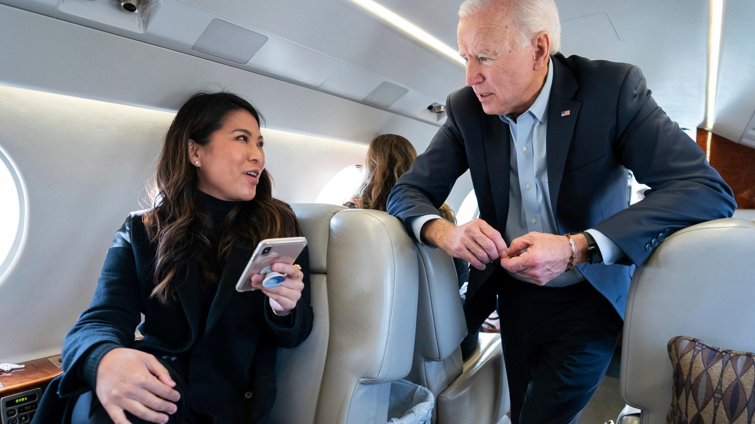 Joe Biden, Remi Yamamoto