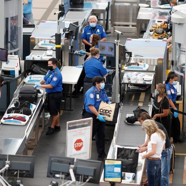 denver international airport, r m