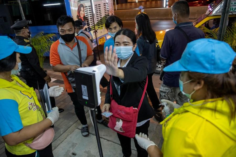PHOTOS: Thailand scrambles to contain outbreak, secure ...