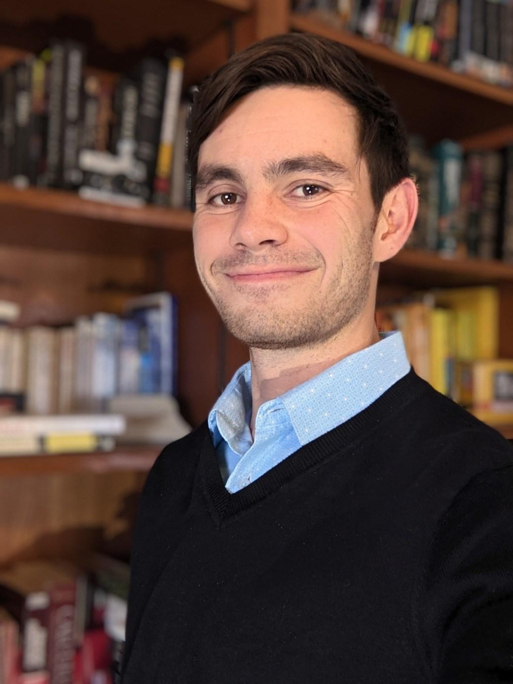 Curtis Segarra, Digital Investigative Data Reporter