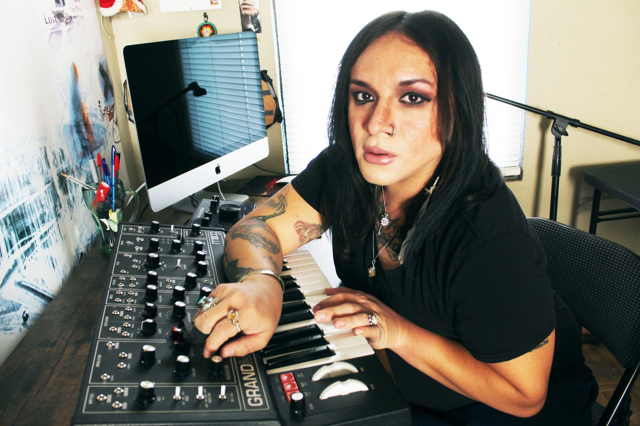 In the Mix: Marcy Angeles