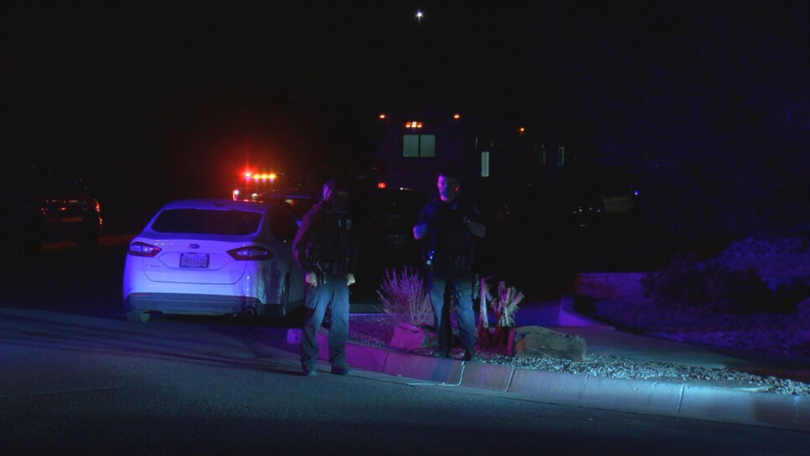 Officer-involved shooting in Northwest Albuquerque late Friday