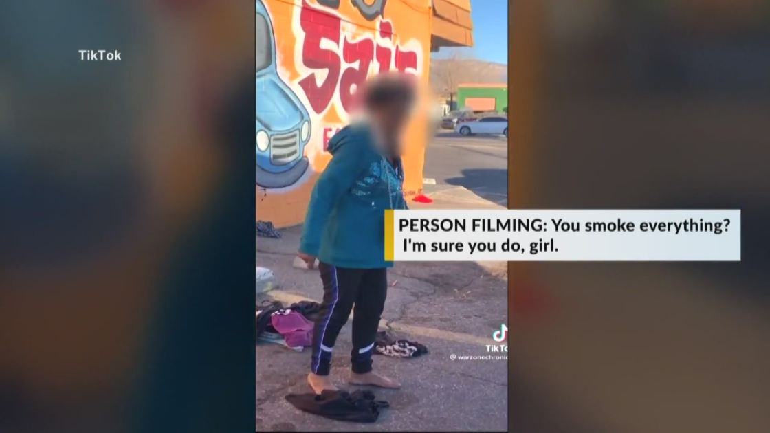 Albuquerque US Postal Service worker under investigation for TikToks about homeless people