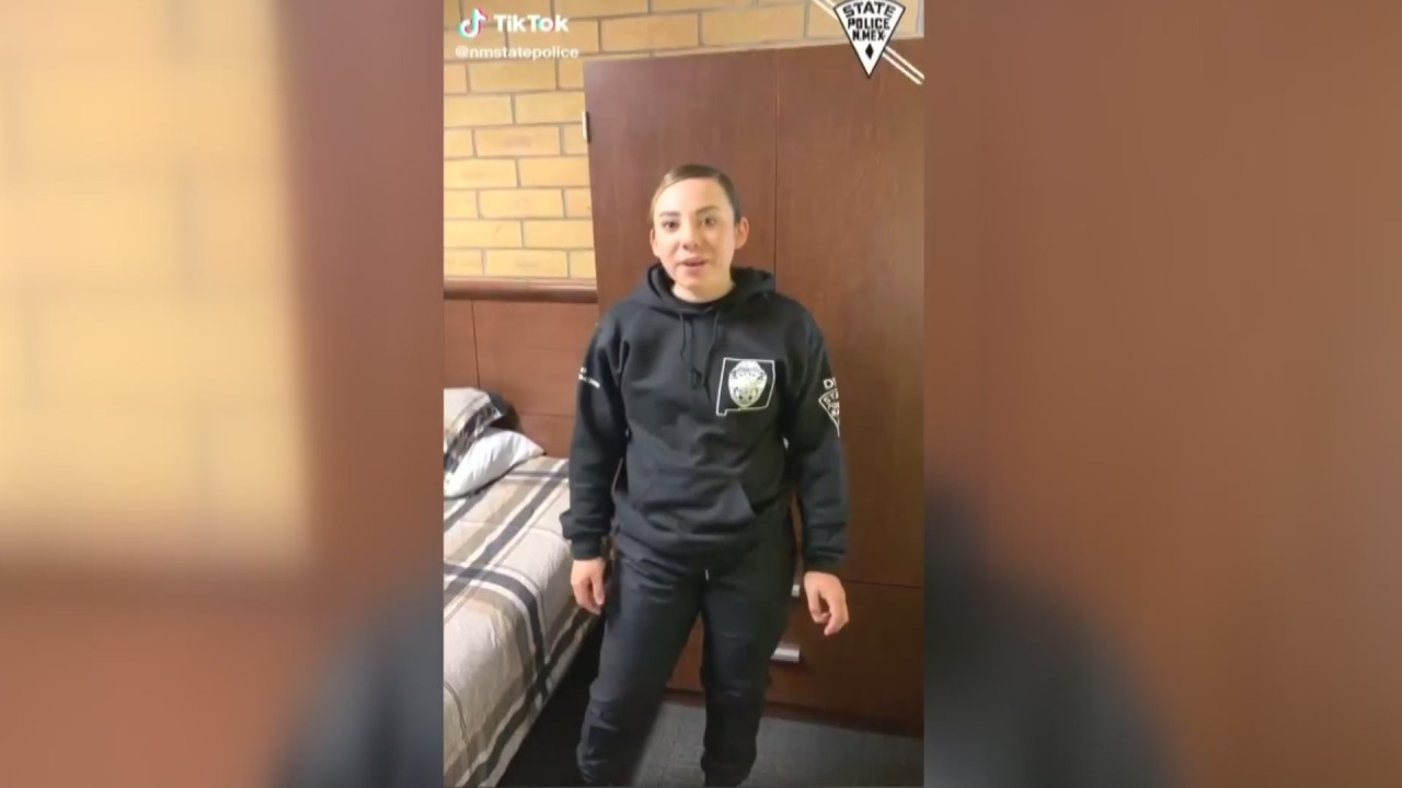 NMSP reaches out to younger audience as department's first <b>TikTok</b> goes viral thumbnail