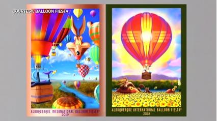Bugs Bunny, hidden roadrunners featured in new Balloon Fiesta poster