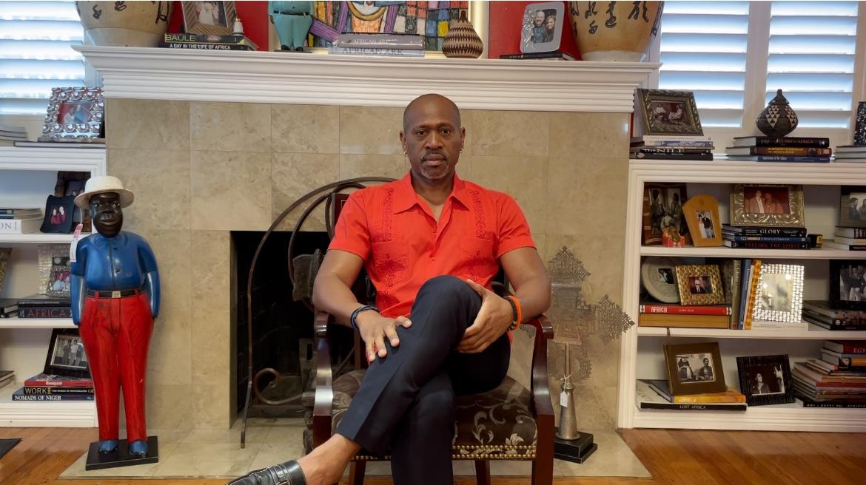 Hispanic Heritage Month | Houston's Raul Orlando Edwards shares his life story - KRQE News 13