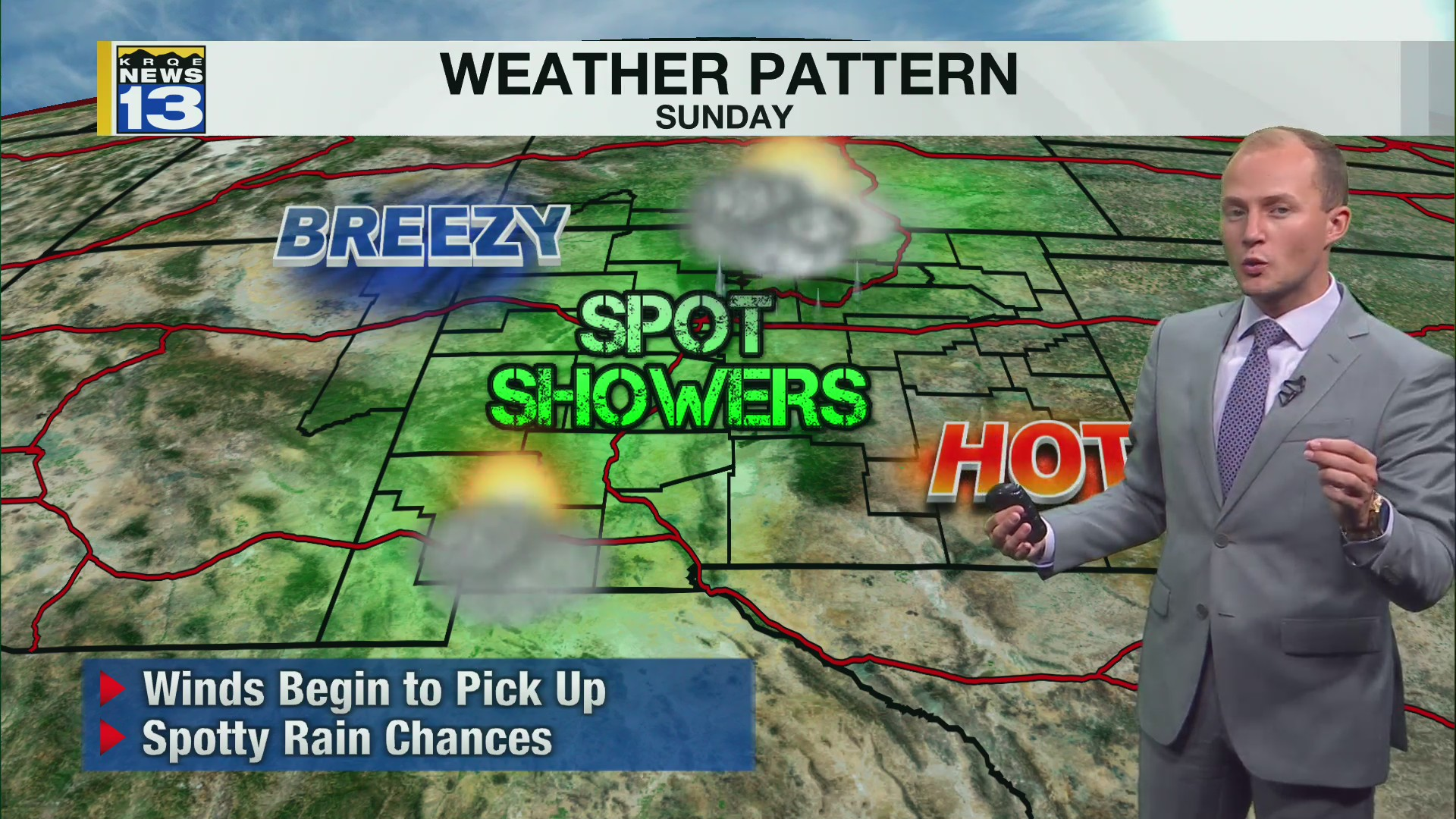 Santa Fe Weather Forecast   KRQE News 20