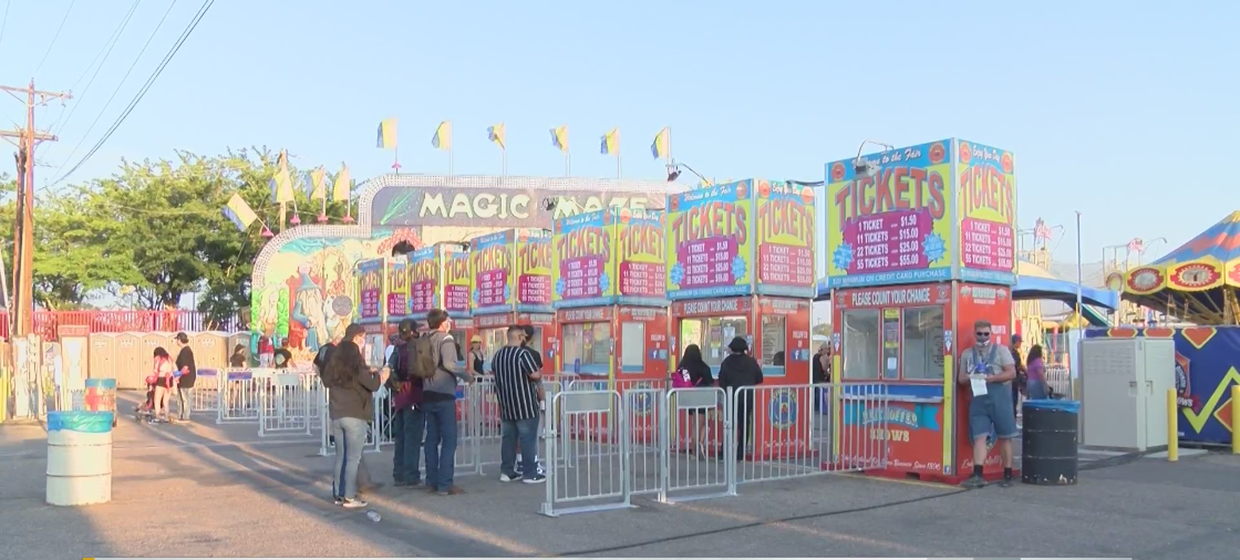 New Mexico State Fair day 2